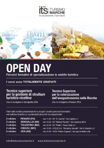 Open Day ITS MARCHE